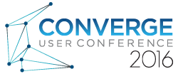 CONVERGE User Conference 2016